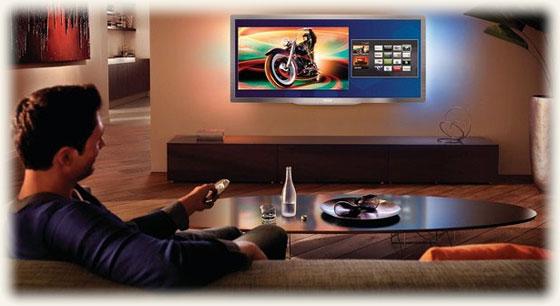 Почему телевизор должен висеть на стене и как это сделать