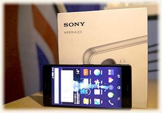 Sony Xperia Z3 отзывы и критика в сторону Sony Z серии