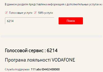Акция Водафон — для частично выбранных абонентов.