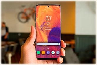 Galaxy A8s от Samsung. Цена, характеристики, обзор. Имеет ли право на жизнь «дырявый экран»?