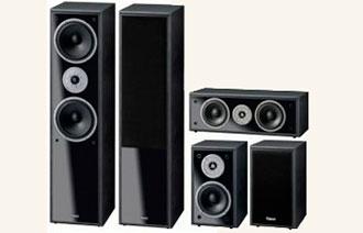 Домашняя акустическая система: правила выбора и технические характеристики