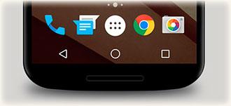Назначение кнопок в смартфонах (Xiaomi, Samsung …)