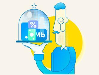 Бесплатные гигабайты Киевстар. 3Gb за СМС сообщение.