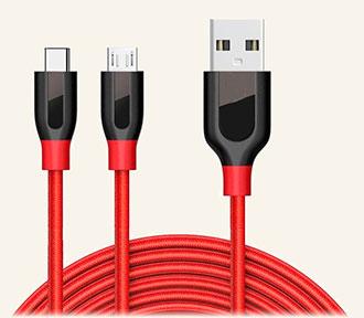 Выбираем кабель для зарядки смартфона.