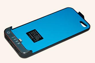 Чехол зарядка для Iphone, как альтернатива повербанку и  замене батареи.