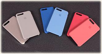 Силиконовые чехлы для iPhone 7: защита девайса и поддержание стиля