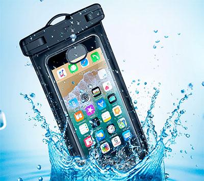 Водонепроницаемый чехол для смартфона. Обзор, отзывы. Как делать фото и видео под водой?