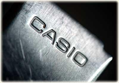 Продукция Casio. В каких странах находятся фабрики. Что производят?
