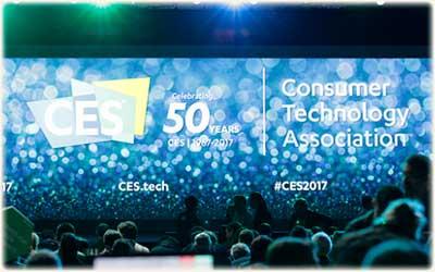 CES 2017 показала основные тенденции развития в этом году
