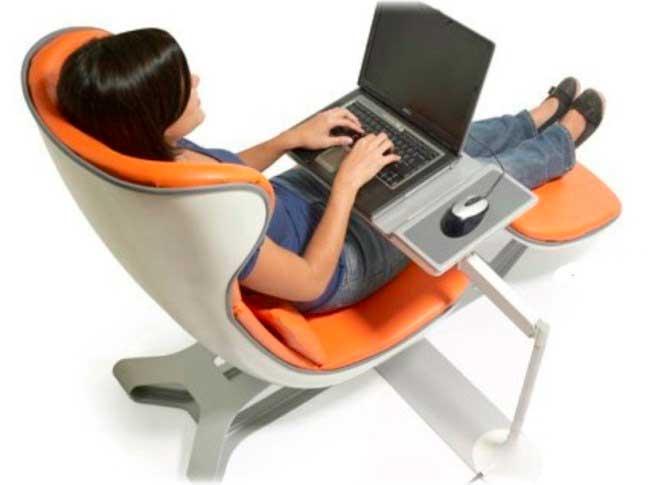 оригинальное кресло компьютерное