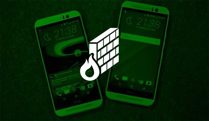 Несколько подходящих файерволов для системы Android