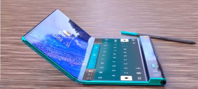 Складной Huawei Mate X2 с  новым дизайном и мощными камерами. Характеристики, обзор, цена