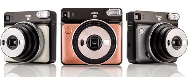 Камеры моментальной печати Instax: форматы фотокарточек