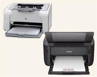 Струйный или лазерный. Какой принтер купить домой?