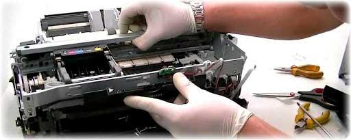 Можно ли починить принтер самостоятельно?