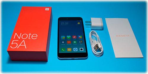 Xiaomi redmi note 5a, телефон, который поражает своим стилем