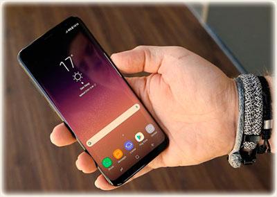 Реальные новшества в Samsung S8