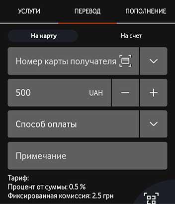 Приложение Sharpay или пополнение счета водафон без комиссии