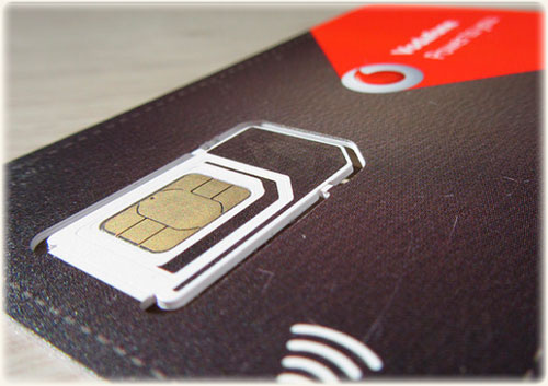 Срок действия сим карты Vodafone