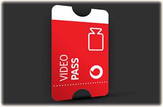 Video Pass – услуга от Водафон. Что это? Как подключить, отключить?