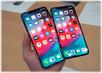 Самый большой смартфон от Apple – Iphone XS MAX